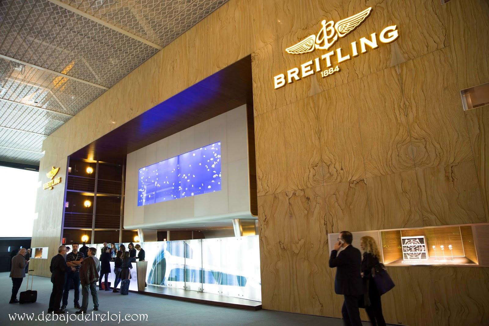 Breitling en basel 2015
