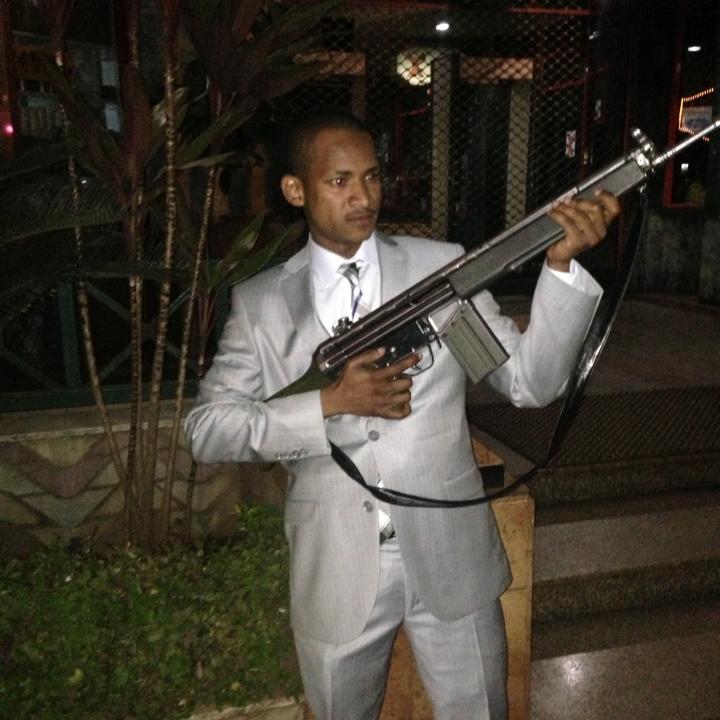 Babu Owino Gun Seat Embakasi East Tibim