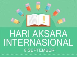 Kilas Balik Sejarah Hari Aksara Internasional