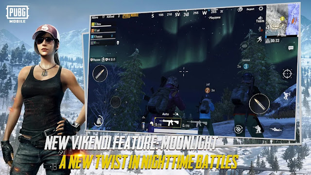 PUBG Mobile Zombies Mode Features