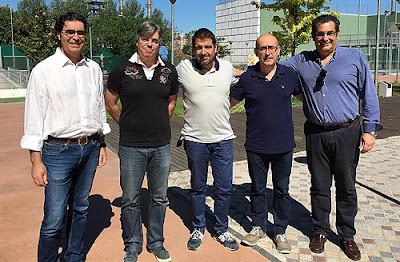 Balonmano España Aranjuez
