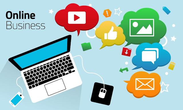 Bán hàng online đang chiếm lĩnh thị trường
