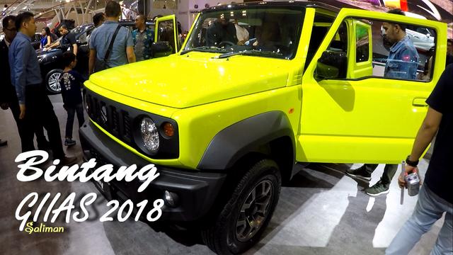 Mimpiku Bersama Suzuki Jimny 2018