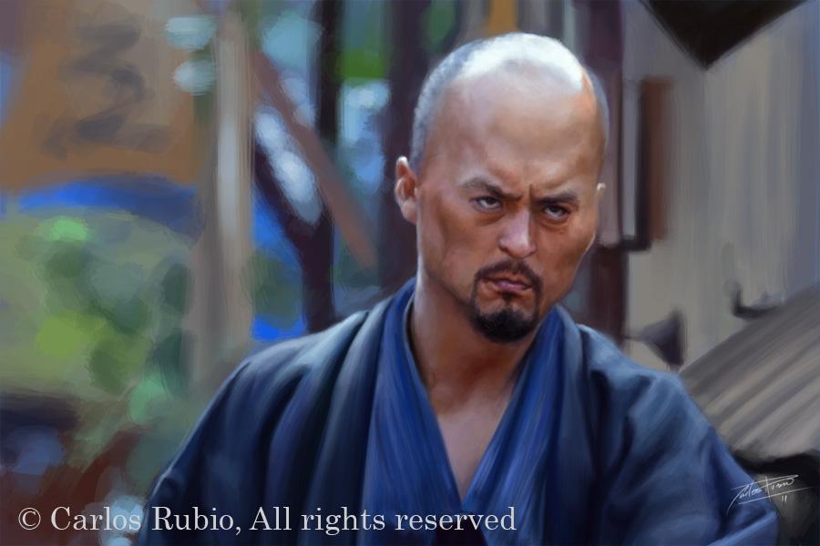 渡辺謙 Wikipedia: Carlos Rubio: Ken Watanabe