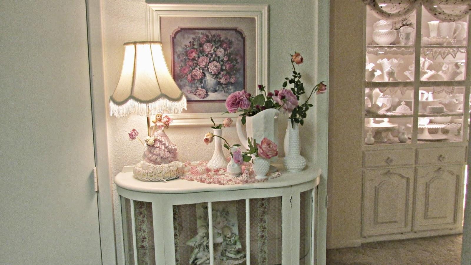 romantizm-vintage-dekorasyon