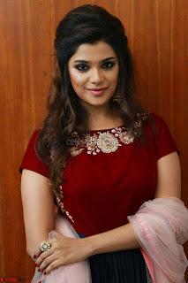 Actress Aathmika in lovely Maraoon Choli ¬  Exclusive Celebrities galleries 091.jpg
