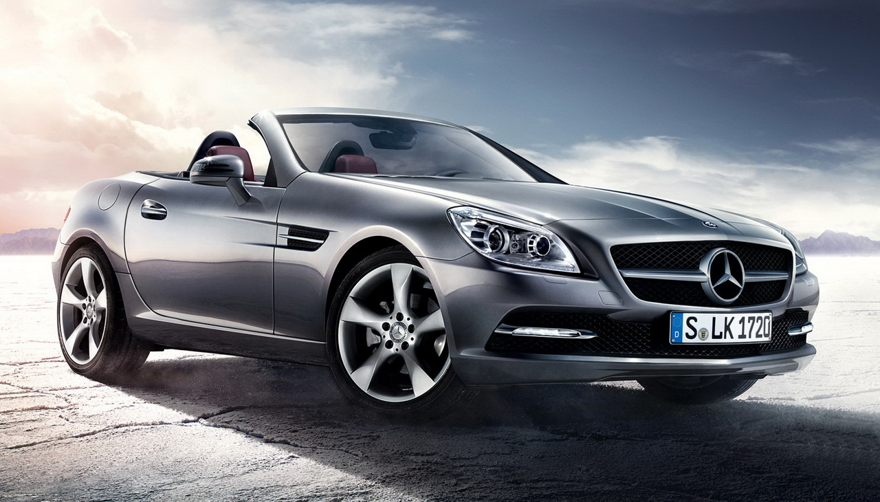 Car Zoom Car: Mercedes Slk