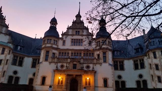 Le palais du gouverneur Metz