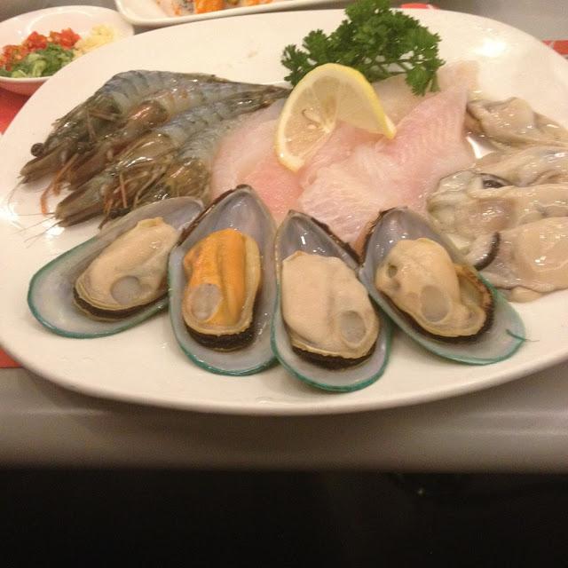 seafood supreme shabu-shabu set