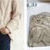 Học ngay 3 cách sau đây để áo len của bạn không bị dão