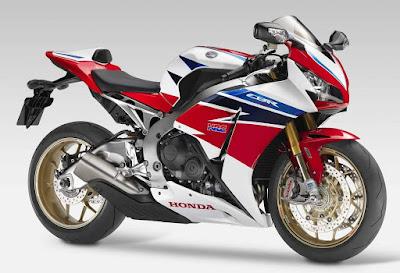 Harga dan Spesifikasi Moge Honda CBR1000RR SP 2018