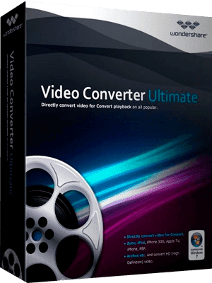 Wondershare Video Converter Ultimate Box Imagen