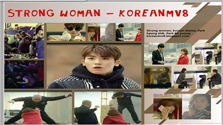 Korean Drama: Strong woman