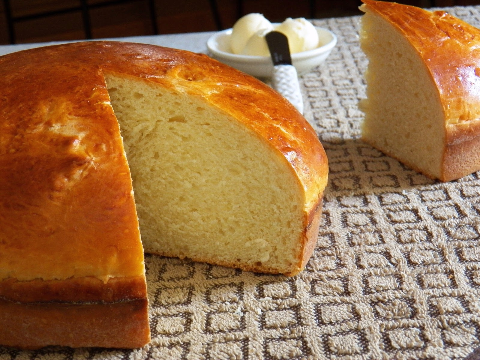 Portuguese Sweet Bread In Good Flavor Great Recipes Great Taste