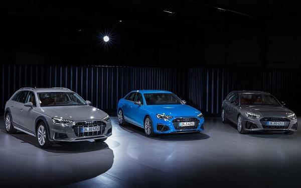 Audi A4 y Audi S4 2019