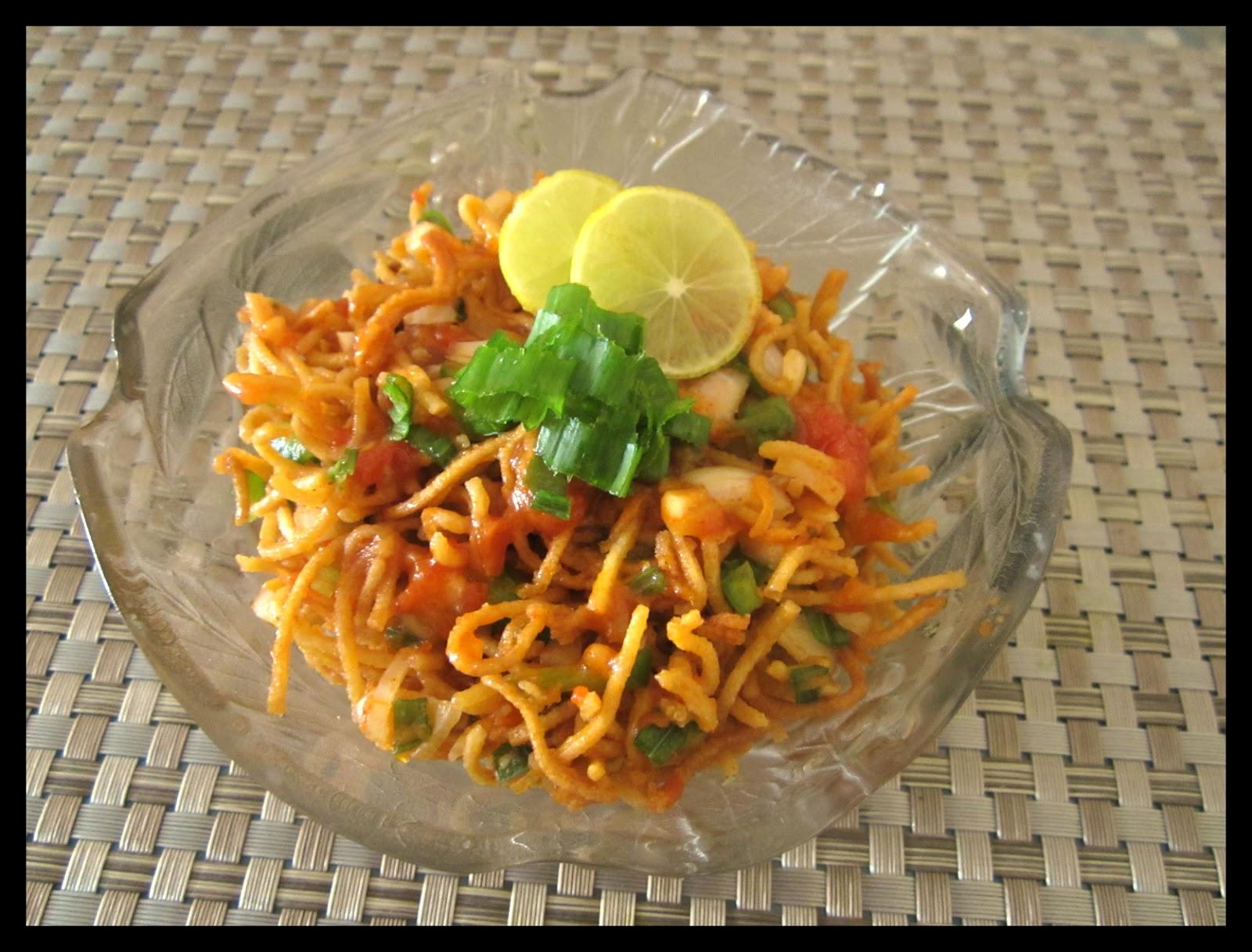 Chinese Bhel Recipe By Sanjeev Kapoor Dandk Organizer
