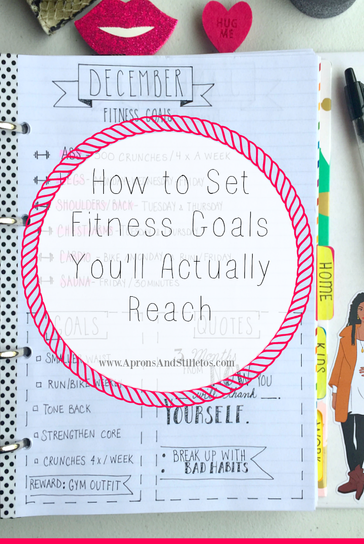 How to Set Fitness Goals You'll Actually Reach