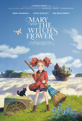 Mary and the Witch's Flower [2017] [DVD R1] [Latino]