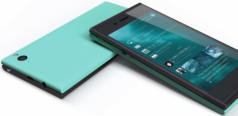 What is Jolla SailFish?