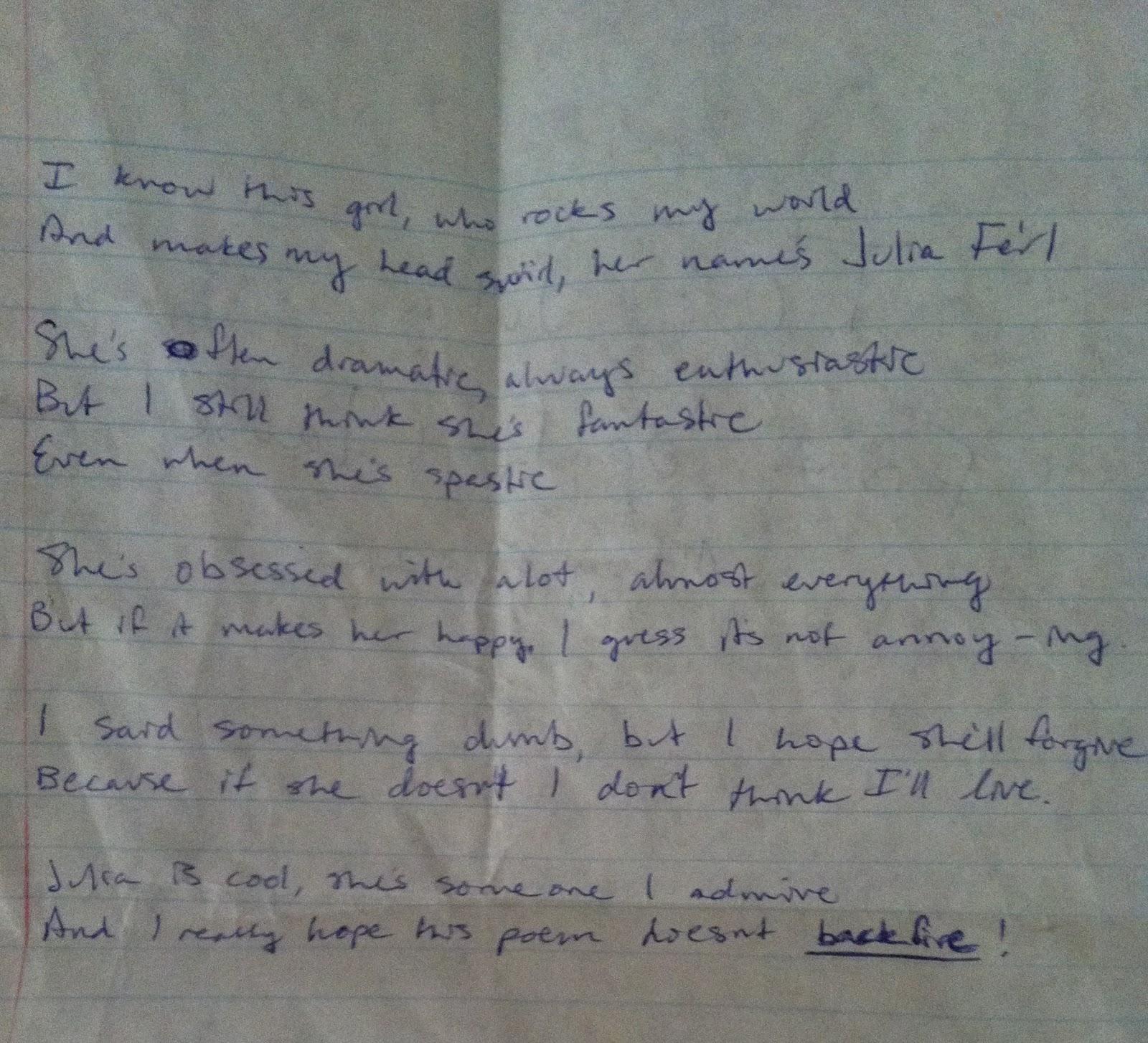 hurt feelings poems - photo #37