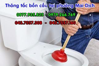 Thông tắc bồn cầu giá rẻ,thông tắc cống vệ sinh mai dịch hút bể phốt vệ sinh 043.7557.308