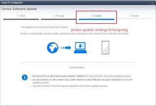 Cara Gampang Flash atau update firmware Sony Xperia M C1905 3