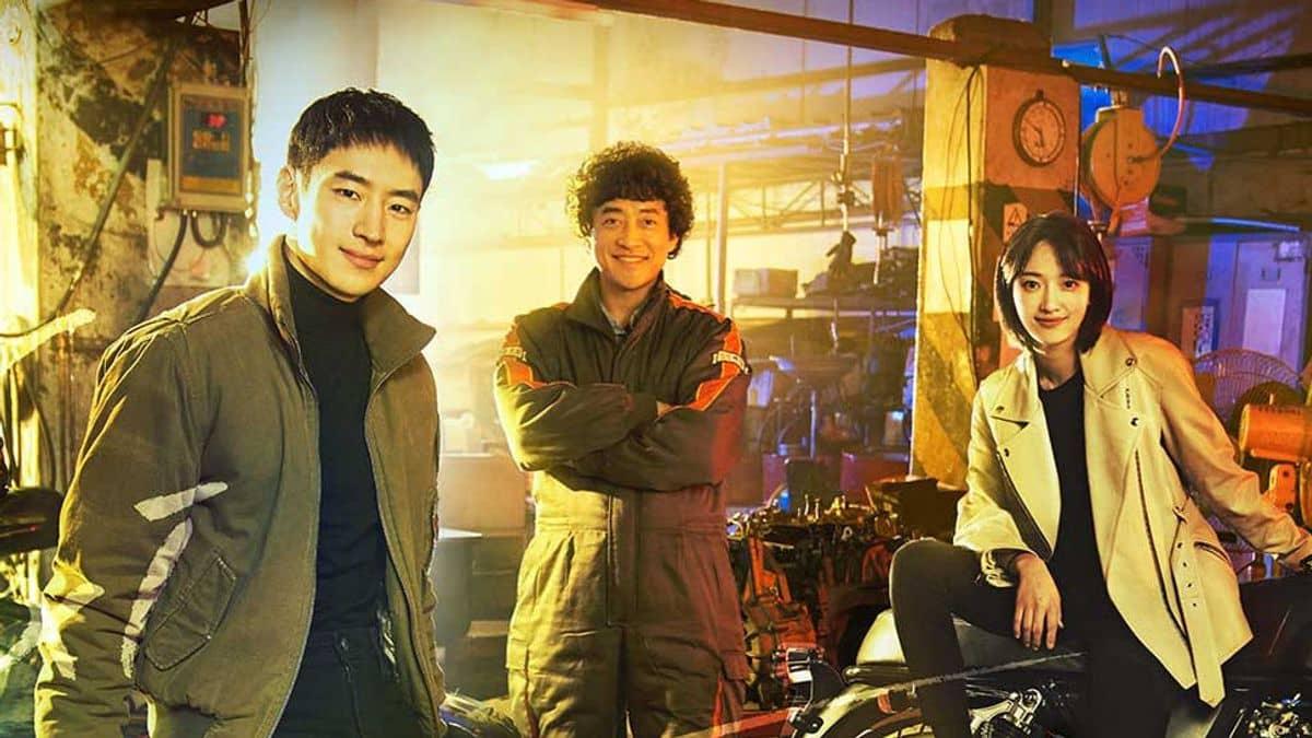 Download Drama Korea Taxi Driver Sub Indo Batch
