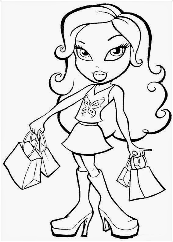 Bratz coloring.filminspector.com