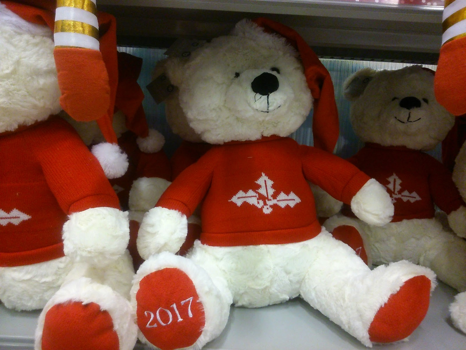 Swe-Aussie X-mas: Christmas at Kmart