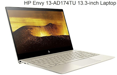 HP Envy 13-AD174TU 13.3-inch Laptop | 8th Gen Intel Core i5, (8GB/128GB/Windows10 Pro)