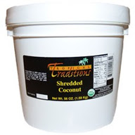 Tropical Traditions Shredded Coconut