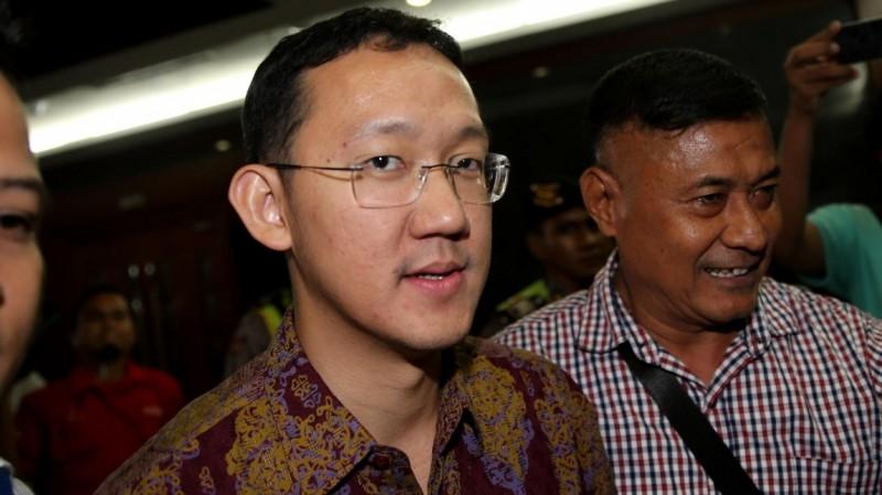 Sunny Tanuwidjaja di PN Tipikor Jakarta