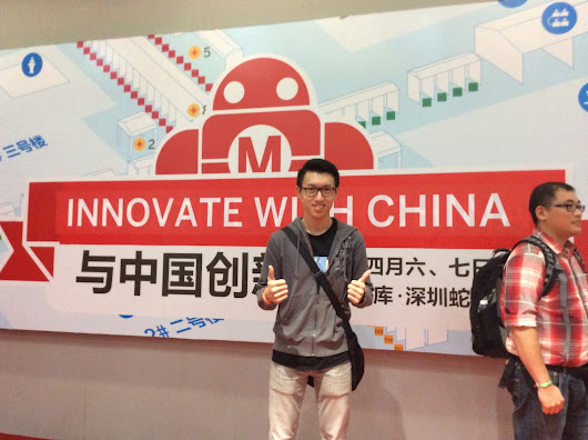 Maker Faire Shenzen - Part I