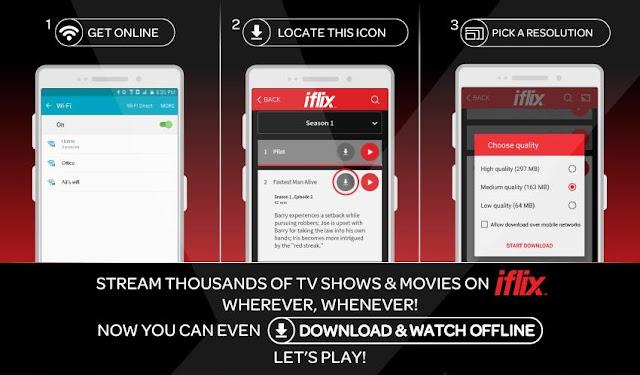 Image result for iflix offline