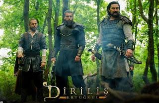 مسلسل قيامة ارطغرل الجزء الخامس بوجوه جديدة علي قناة trt1 التركية Diriliş Ertuğrul 122. Bölüm
