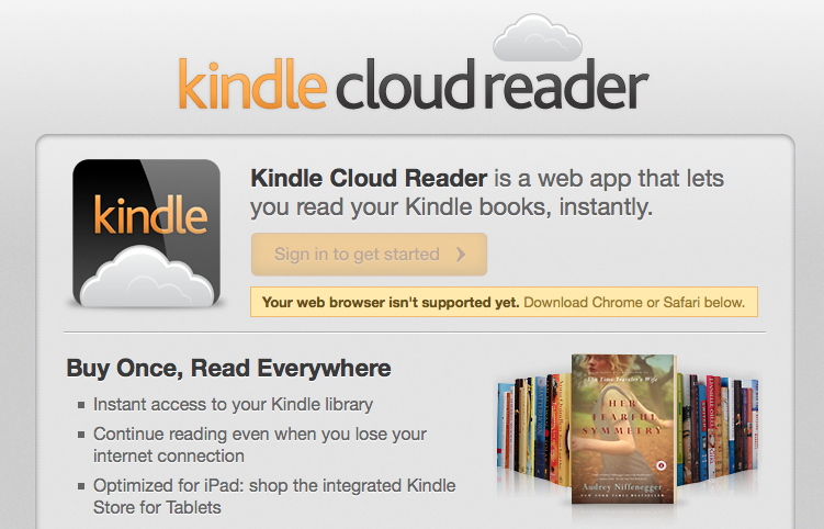 kindle cloud reader iphone ウェブアプリ kindle cloud reader をリリース なんとにも対応 トブ 6812
