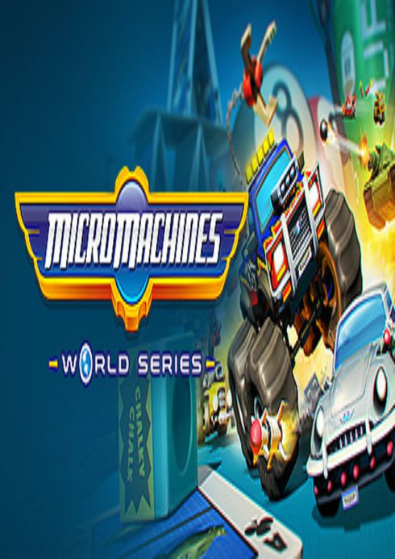 Download Micro Machines World Series for PC free full version