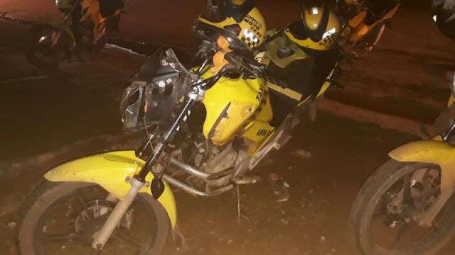 Mototaxista morre após colisão frontal com outra motocicleta em Porto Velho