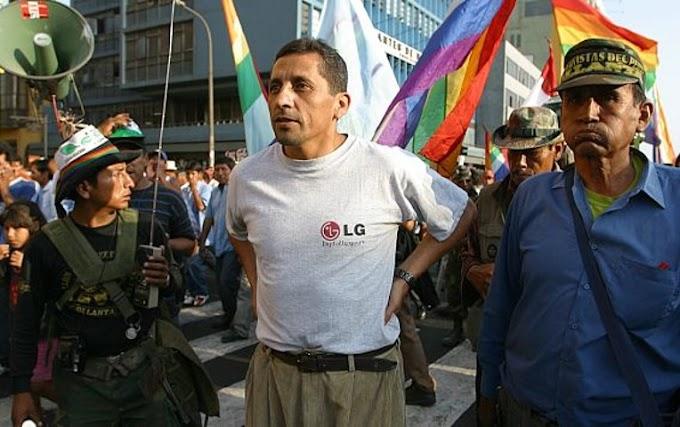 Antauro Humala saldrá pronto de la cárcel e iniciará su campaña presidencial para el 2021