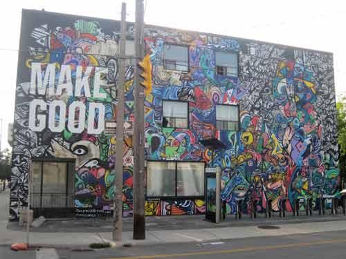 Make Good Mural