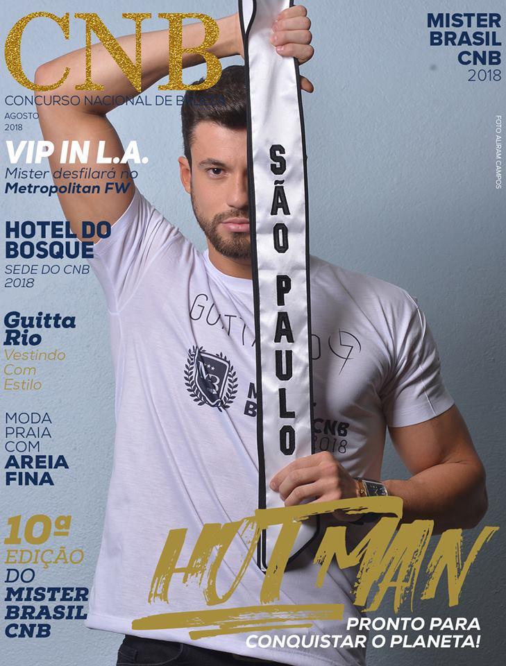 mister brasil brazil cnb winner samuel costa