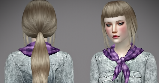 Downloads sims 4:Base Game compatible Accessory Scarves