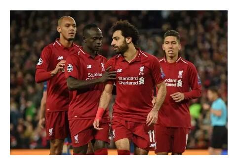 MO Salah sets new Liverpool record