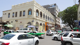 Civilized behaviours of drivers and people in Djibouti