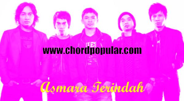 Chord Lirik Ungu Band Asmara Terindah