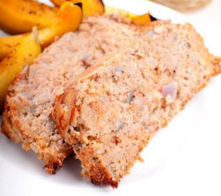 Turkey and Quinoa Meatloaf Recipe