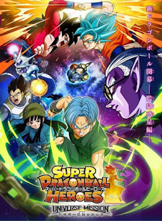 Dragon Ball Heroes Episode 2 Subtitle Indonesia