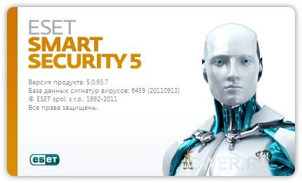 ESET Smart Security 5 offline standalone installer setup