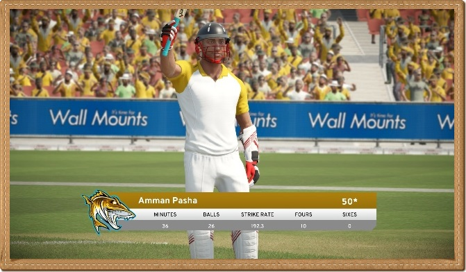 Don Bradman Cricket 17 PC Gameplay