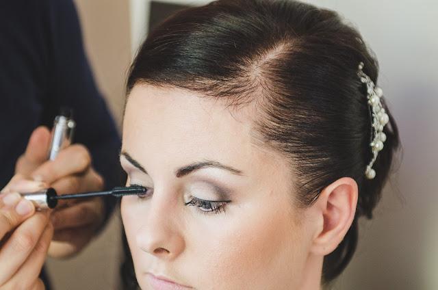 przygotowania make up